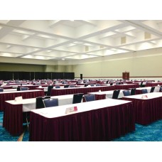 Palm Beach Treasure Coast Business Trade Expo October 9th- The Embassy Suites Hotel PGA - 6ft Table